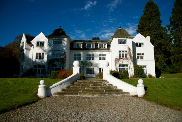 Achnagairn Castle