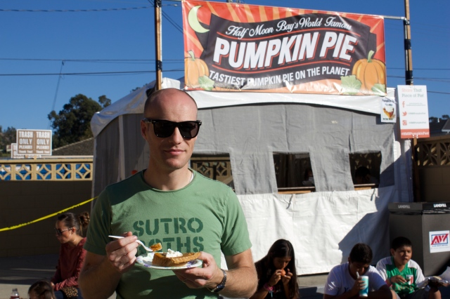 World's best pumpkin pie, apparently