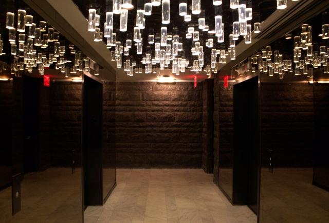 The great glass elevators