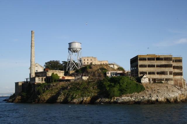 Alcatraz aka 'Alcohol'